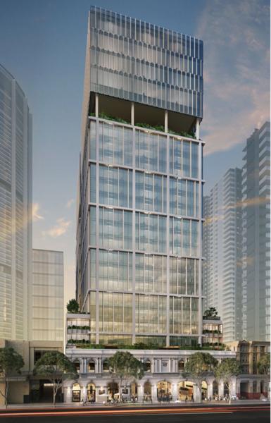 Midtown Centre Building